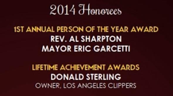 Al Sharpton Invitation