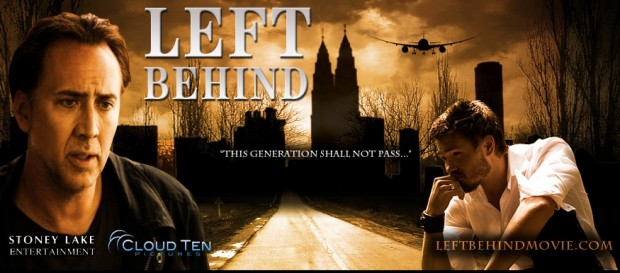 Left Behind_Cage