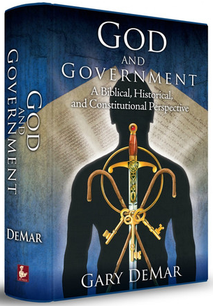"""""""God and Government"""" outlines the proper relationship of the individual, family, and church in relation to civil government"""