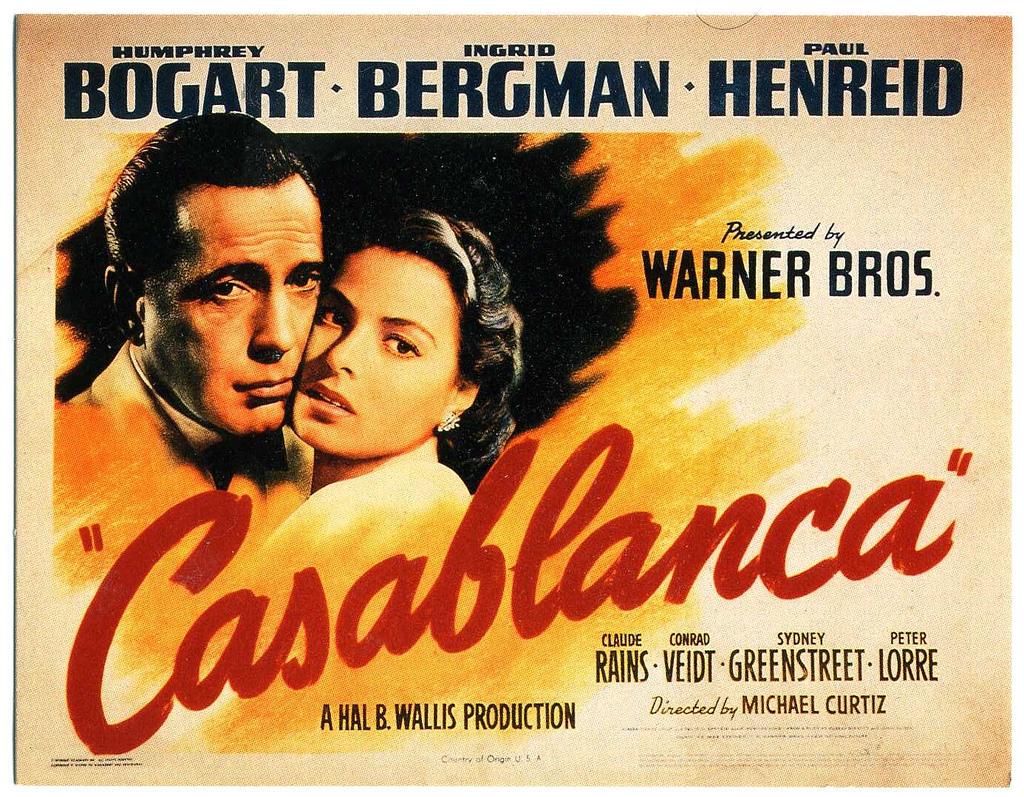 casablanca-poster