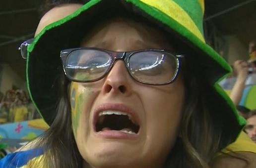crying brazil