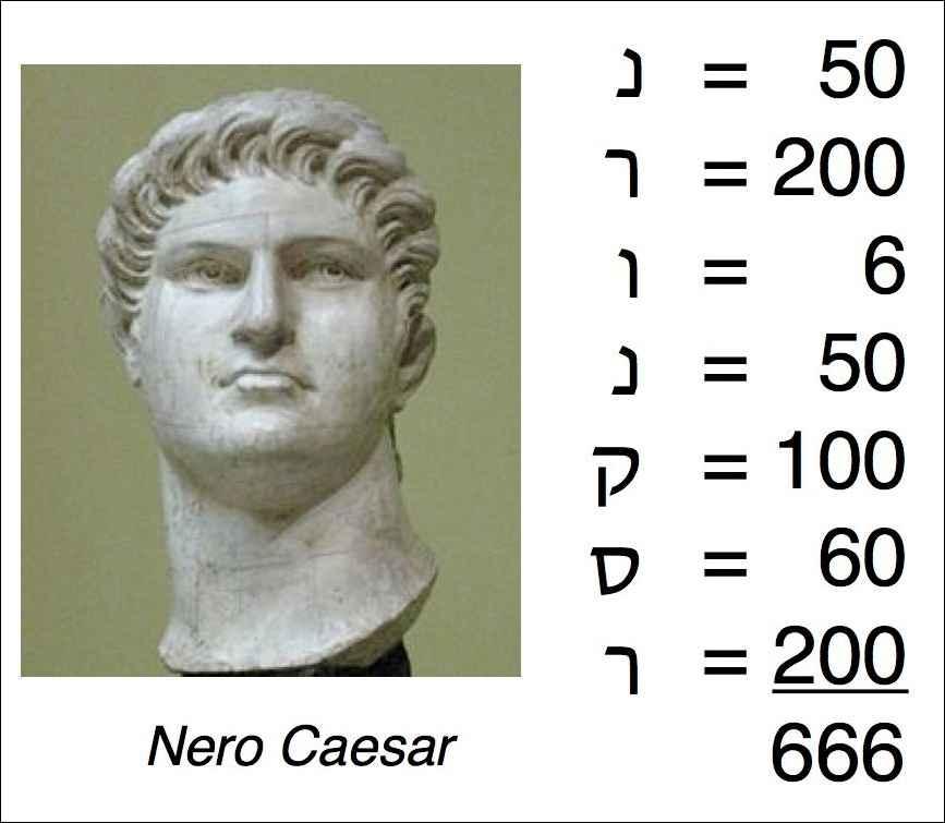 Nero Caesar_666