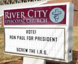 Screw IRS