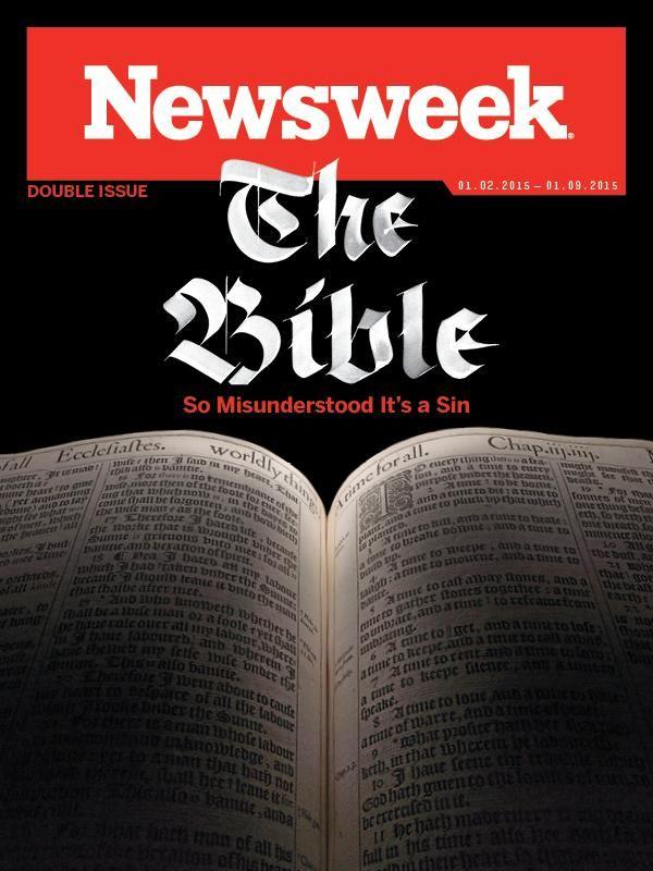 Newsweek_The Bible