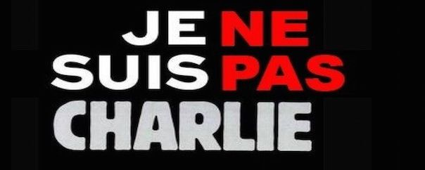 I am not charlie