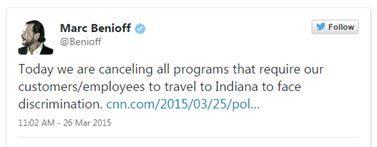 Benioff Twitter