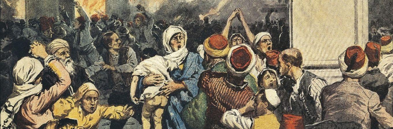 armenian Genocide_Painting