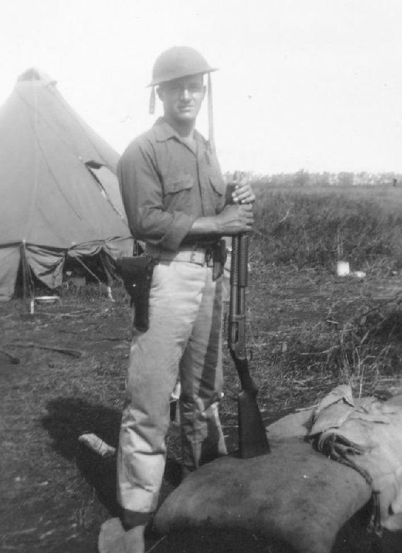 Anthony J. DeMar Okinawa