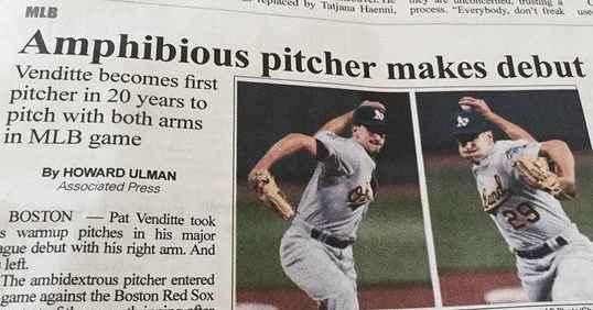 Amphibian Pitcher