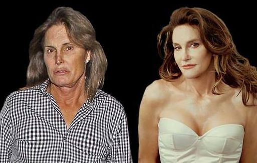 Bruce Jenner Photoshop