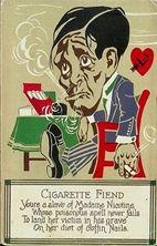 cigarette smoking