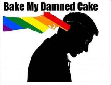 Bake my damned cake