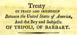 Treaty of Tripoli_Title