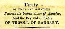 Treaty of Tripoli_Title