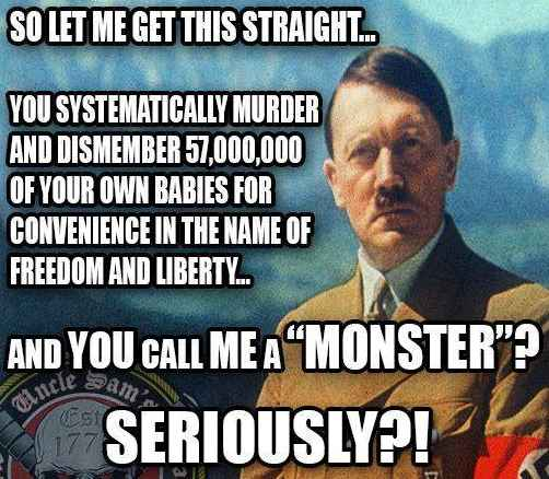 Hitler and Planned Parenthood