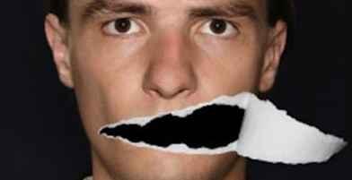 No Free Speech