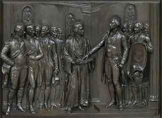 Washington Oath_Bronze