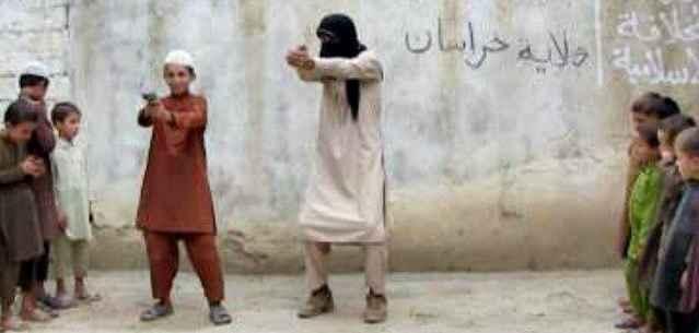 Children_ISIS_Jihad