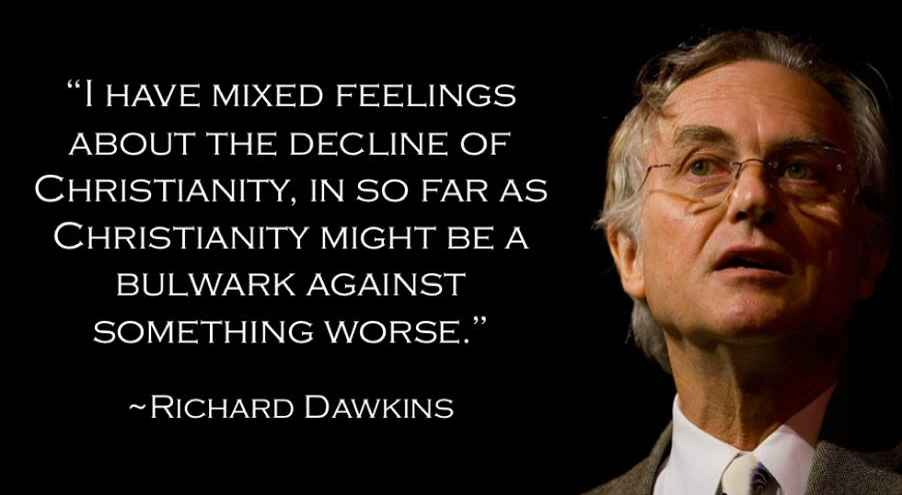 Dawkins Christianity