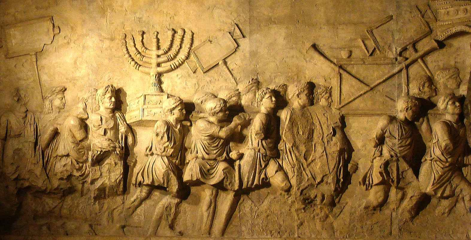 Destruction of Jerusalem_Temple Objects