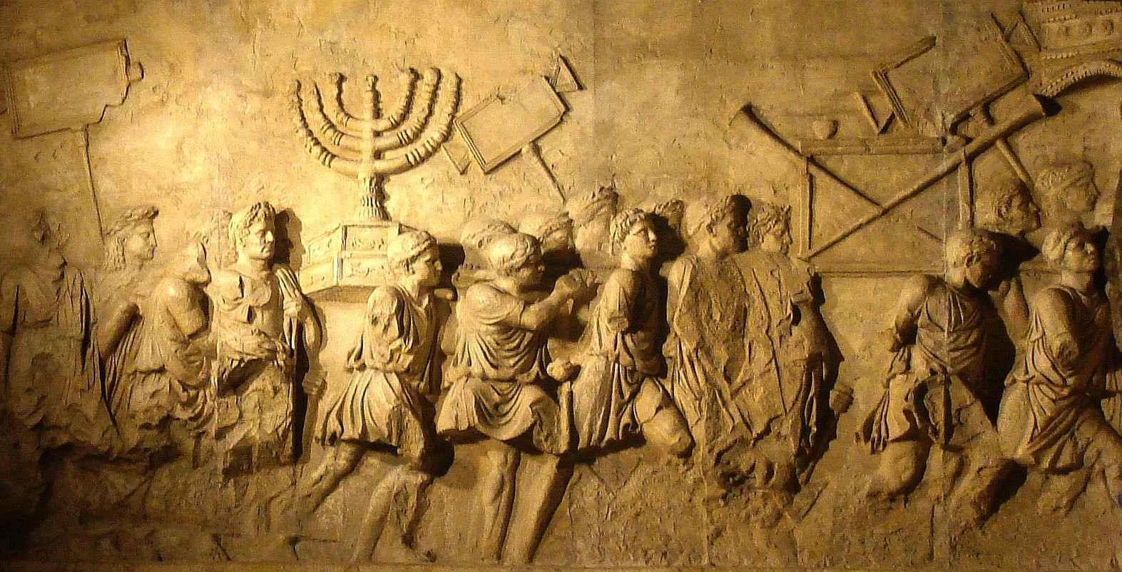 Destruction of Jerusalem_Temple Objects