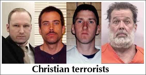 Christian Terrorists