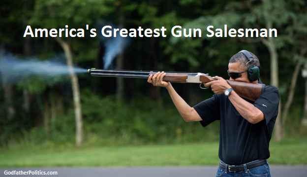 America's Greatest Gun Salesman