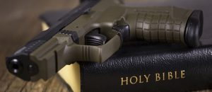 The Bible, Guns, and Self-Defense