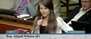 Minnesota Republican shares Jesus with her colleagues, and Liberals go nuts