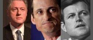 Democrats Own Ted Kennedy, Bill Clinton, Anthony Weiner, Harvey Weinstein, and this Barista