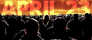 Will the 'Rapture' Happen on April 23rd? Here's How I Deal With Prophetic Date Setters