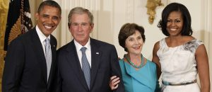 Did Laura Bush Protest the Iraq War That Led to the Death of Thousands of Children?