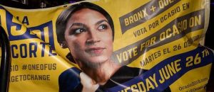 Socialist Alexandria Ocasio-Cortez Used to Work for Sen. Edward Kennedy