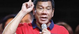Philippine President Duterte Says He Will Resign if Anyone Can Prove God Exists