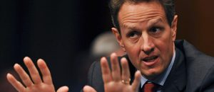 Geithner: Rich Should Have to Pay More to be Americans