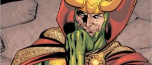 President Obama as Loki -- Confusing Government with God