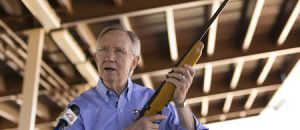 The NRA Got Harry Reid Re-Elected